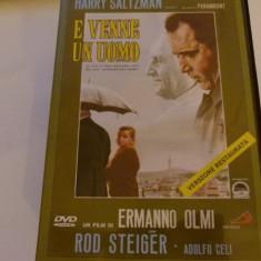 E venne un uoma- ermanno olmi  - dvd, Italiana