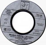"""Modern Talking - Jet Airliner (1987, Hansa) Disc vinil single 7"""""""