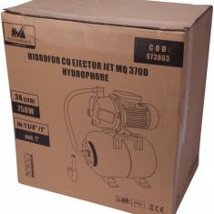 Hidrofor cu Ejector JET MQ 370D EPTO V50