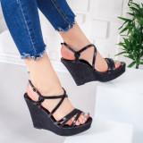 Sandale dama cu platforma Ovidelia