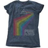 Tricou Dama Pink Floyd: Prism Arch