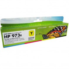 Cartus cerneala SCC compatibil cu HP 973XL yellow