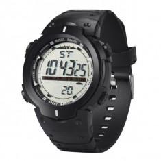 Ceas Barbatesc HONHX CS872, curea silicon, digital watch, functie cronometru, alarma