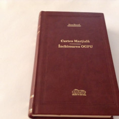 CURTEA MARTIALA/INCHISOAREA OGPU**SVEN HASSEL**ADEVARUL DE LUX-----RF10/4