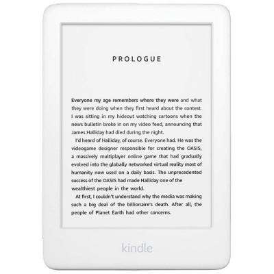eBook reader Amazon Kindle 6 Glare Free 2019 4GB Cu Lumina Frontala Alb foto