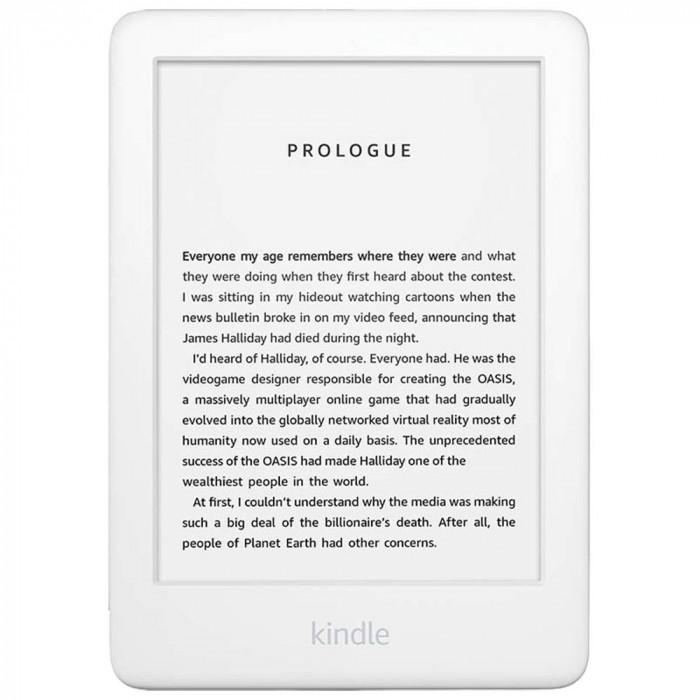 eBook reader Amazon Kindle 6 Glare Free 2019 4GB Cu Lumina Frontala Alb