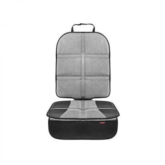 Protectie bancheta si spatar auto compatibila ISOFIX Reer TravelKid MaxiProtect, 46 x 120 cm