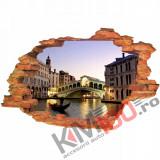 "Sticker ""Wall Crack"" Venetia 4 - 120 x 80 cm"