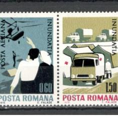 Romania.1970 Inundatia  HR.184