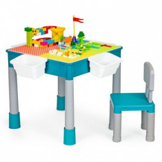 Masuta de joaca cu scaun Ecotoys