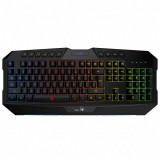 Tastatura gaming USB Scorpion K220, Genius 31310475100