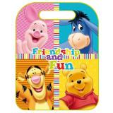 """Protectie scaun auto Winnie the Pooh"""" SEV9505"""" Children SafetyCare"""