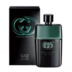 Apa de toaleta Tester Barbati, Gucci Guilty Black, 90ml, 90 ml