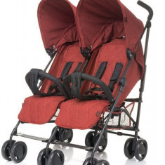 Carucior gemeni Twins 4Baby Red