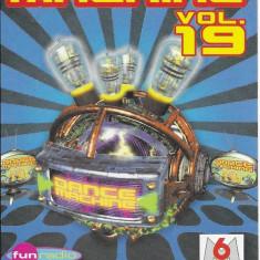 Caseta Dance Machine Vol.19, originala