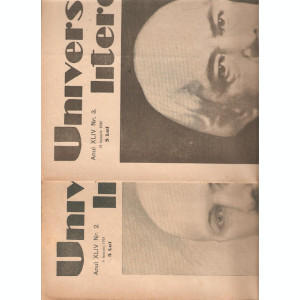 Universul literar 1929 11 reviste