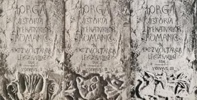 Istoria literaturilor romanice in dezvoltarea si legaturile lor (Vol. 1 + 2 + 3) - Nicolae Iorga foto