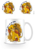 Cană The Lion King (Just Can't Wait to Be King)