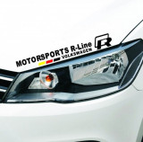 Sticker VOLKSWAGEN R, 4World