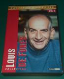 Louis de Funes vol. 4 - Editie noua - 8 Filme de comedie - subtitrate romana, DVD