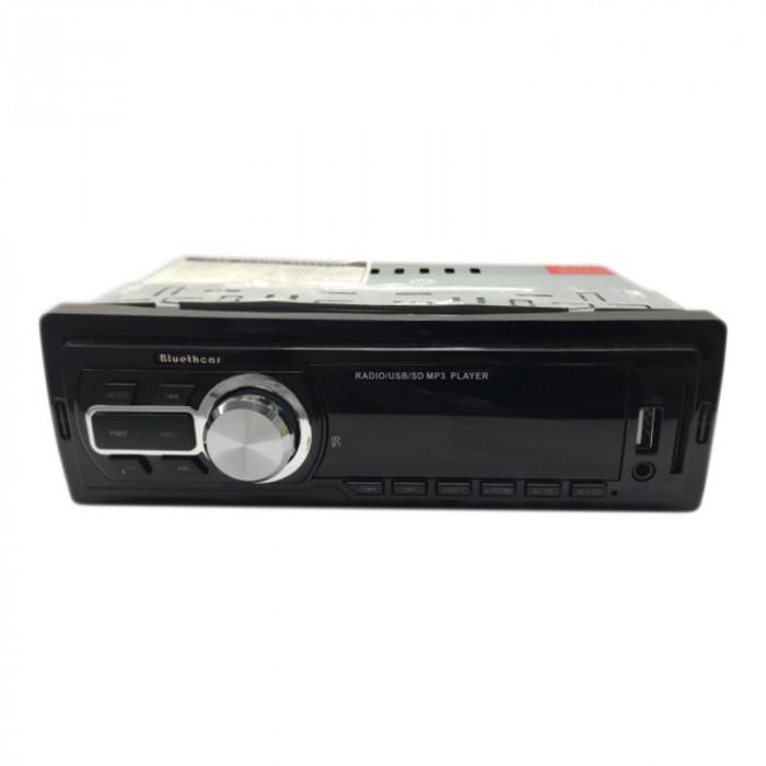 Radio bluetooth MP3 Bluethcar 5218E, USB, card SD, telecomanda