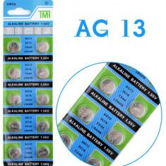 Baterii AG13 (LR44 L1154 RW82 RW42 SR1154 SP76 A76 357A)