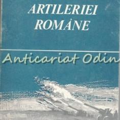 Istoria Artileriei Romane - Ion Popescu, Nicolae Negulescu, Laurentiu Cupsa