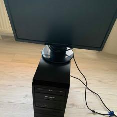 PC i3 + monitor Asus