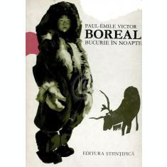 Boreal - Bucurie in noapte