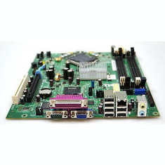 Placa de baza PC second hand DELL Optiplex 755 SFF DP/N PU052