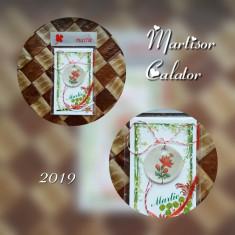 """Martisor Flori """"Model 132"""""""