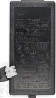 Alimentator original second hand HP pentru imprimanta 0950-4466 40W 32V 940mA 16V 625mA foto