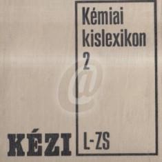 Kemiai Kislexikon, vol. I, II