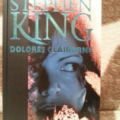 DOLORES CLAIBORNE-STEPHEN KING
