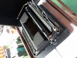 masina de scris OLYMPIA neagra