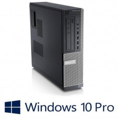 Calculator Refurbished Dell Optiplex 790 DT, Core i5-2400, Win 10 Pro