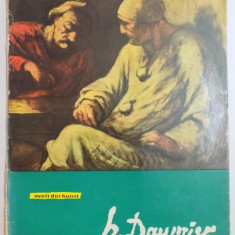 WELT DER KUNST , H. DAUMIER , 1963