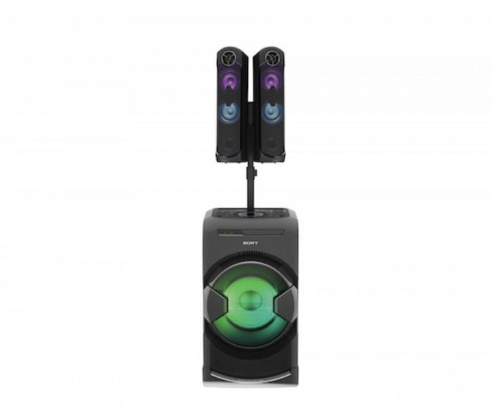 Sistem audio Sony MHCGT4D, Bluetooth, Dj Effects, mega bass