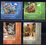 ROMANIA 2019, Pui de animale sălbatice, MNH, 2228, Nestampilat