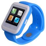 Cumpara ieftin Smartwatch iUni U900i Plus, Bluetooth, LCD 1.44 Inch, Dark blue
