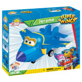 Set de construit Cobi, Super Wings, Super Wings Jerome - (185pcs) (185 pcs)