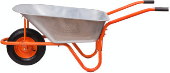 Roaba Tip A85 cu Roata Pneumatica si Janta Metalica / V[l]: 85; C[buc]: 1 foto