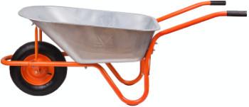 Roaba Tip A85 cu Roata Pneumatica si Janta Metalica / V[l]: 85; C[buc]: 1