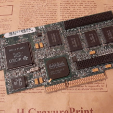 Placa video colectie AGP Matrox Millennium II 4Mb