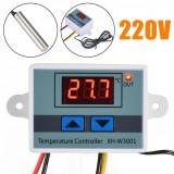 Termostat Digital Temperature Controller 220V 1500W 50C ~ 110C