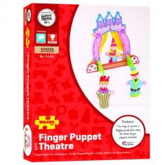 Teatru de papusi - Basme fermecate PlayLearn Toys