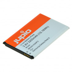 Baterie Telefon Mobil Jupio tip Samsung EB-B800BEBECWW (NFC) pentru Samsung Galaxy Note 3 3200mAh