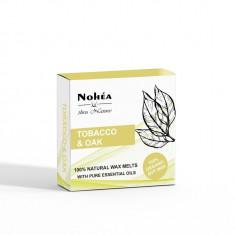 Pastile parfumate din ceara de soia, Tobacco Oak, Nohea, 40g
