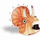 Masca 3D Triceratops Fiesta Crafts FCT-3017Initiala