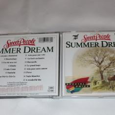 [CDA] Sweet People - Summer Dream - cd audio original